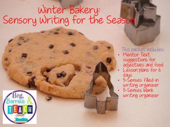 Winter Bakery: Sensory Writing for the Season