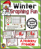 Winter Bar Graphs Fun