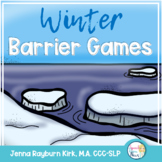 Winter Barrier Games for Speech and Language Therapy