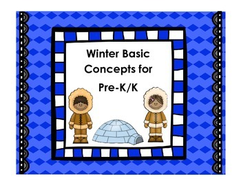 Winter Basic Concepts for Pre-K/K