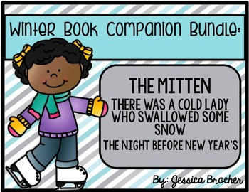 Winter Book Companion BUNDLE!