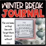 Winter Break Journal for Target Blank Books