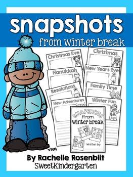 Winter Break Snapshots Journal