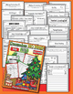 Winter Bundle - NO PREP Math & Literacy (Fourth) - Dec/Jan/Feb