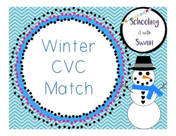 Winter CVC match