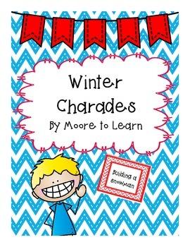 Winter Charades!