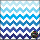 Winter Chevron on White Digital Papers {Commercial Use Dig