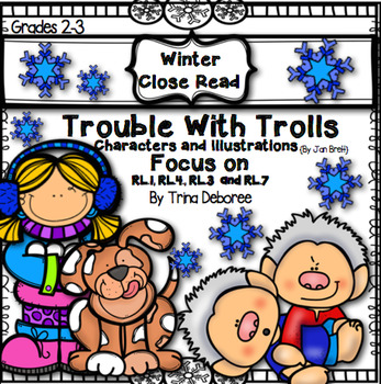 Winter Close Read {Trouble With Trolls}