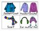 Winter Clothes Graph