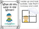 Winter Clothing Interactive Book