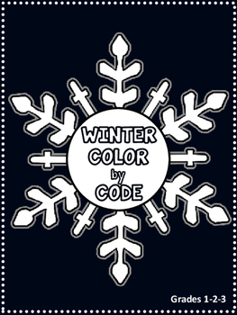 Winter Color by Code