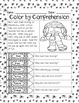 Winter (Color by Comprehension Stories and Questions) - 10