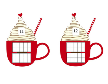 Winter Counting Numbers 11-20