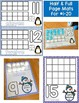 Winter Counting & Numbers Practice 1-20 (Differentiated, C