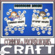 Winter Craftivity - Common & Proper Nouns Snowball Fight-