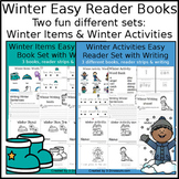 Winter Easy Reader Bundle