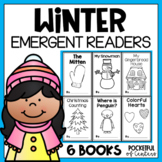 Winter Emergent Reader {BUNDLE}