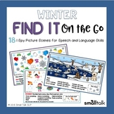 Winter Find It on the Go for Language