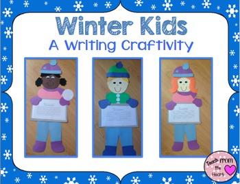 Winter Friends (A Winter Writing Craft)