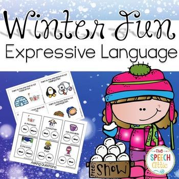 Winter Fun Expressive Language