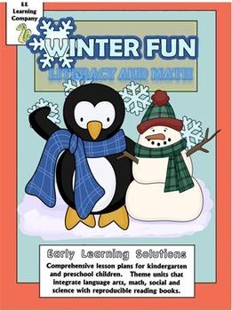Winter Fun Literacy and Math