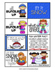 Winter Fun Pack: Partner Games and More for Classroom and