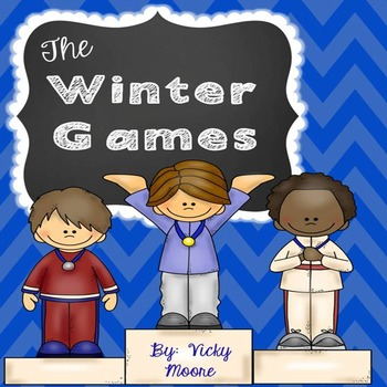 Winter Games Complete Pack { CCSS }