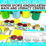 Winter Fun!  Let the Games Begin!!-Common Core