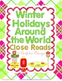 Winter Holidays & Festivals Around the World - Close Reads