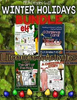 WINTER HOLIDAYS ACTIVITIES FOR MIDDLE SCHOOL AND HIGH SCHO