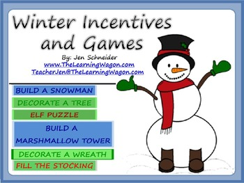 Winter Incentives and Games