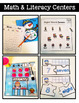 Winter Literacy Centers {Kindergarten}