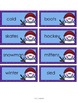 Winter Literacy Centers/Task Cards for Second Grade