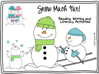 Winter Literacy Unit