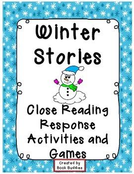 Winter Close Reading