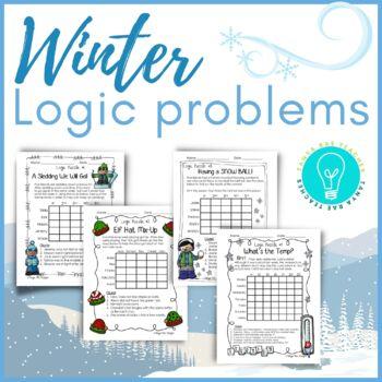 Winter Logic Puzzles / Brainteasers