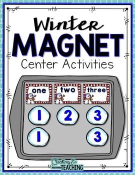 Winter Magnet Center Activities