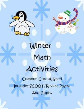Winter Math Activities