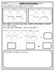 Winter Themed First Grade Math Addition Word Problems Work