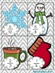 Winter Math Center- Ordering Fractions less than 1