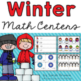 Winter Math Centers!