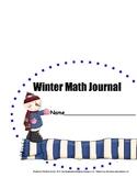 Winter Math Journal