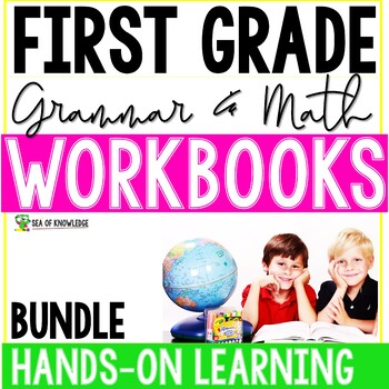 Winter Math & Language Conventions BUNDLE