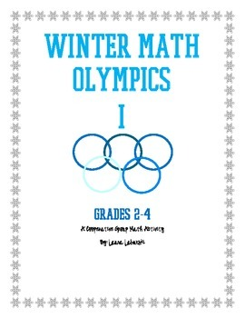 Winter Math Olympics I