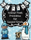 Winter Math Printables