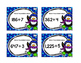 Winter Math Scoot Cards Set 5
