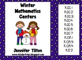 Winter Mathematics Centers - Common Core