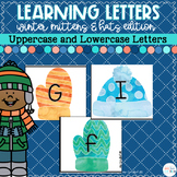 Winter Letter Matching and Recognition(Upper and Lower Cas