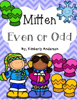 Winter Mittens: Even or Odd Sort