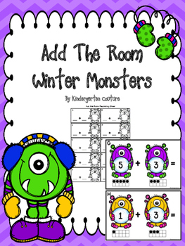 Winter Monsters Add The Room
